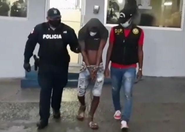 Presunto homicida es capturado en el sector 4 del Marañonal en La Chorrera