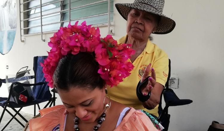 [VIDEO] 'Mami' Chacón: La guardiana de las danzas chorreranas