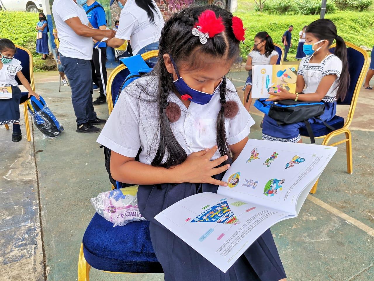 Cuadernillos de escuelas serán entregados a partir del 31 de agosto en Panamá y en el resto de las provincias
