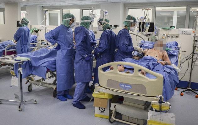 Médicos y personal sanitario exigen al  Ministerio de Salud  pagos de salarios atrasados