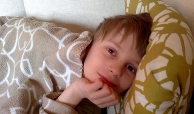 El insomnio también afecta a los niños