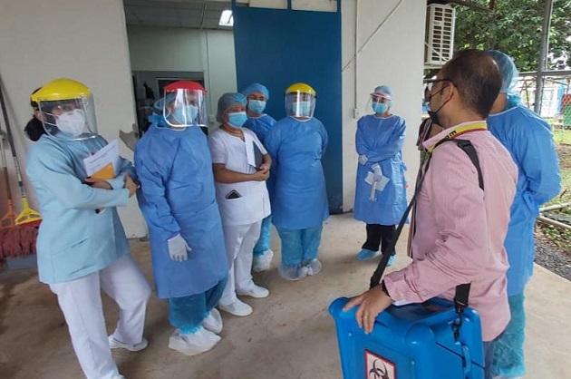 Fallece segunda profesional de la enfermería por COVID-19