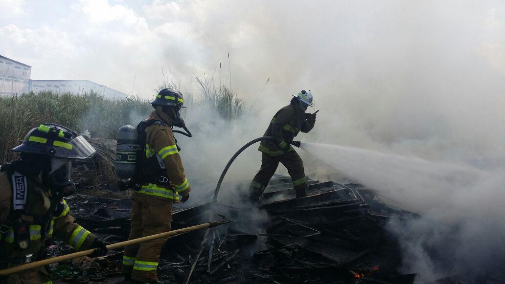 Cuerpo de Bomberos reporta unos 266 incendios estructurales hasta julio de este año