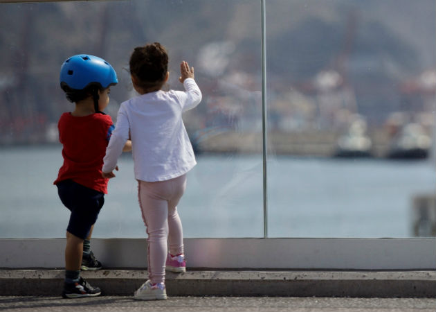 Ha sorprendido los altos niveles de virus en niños de todas las edades. Fotos: Archivo/Iustrativa.