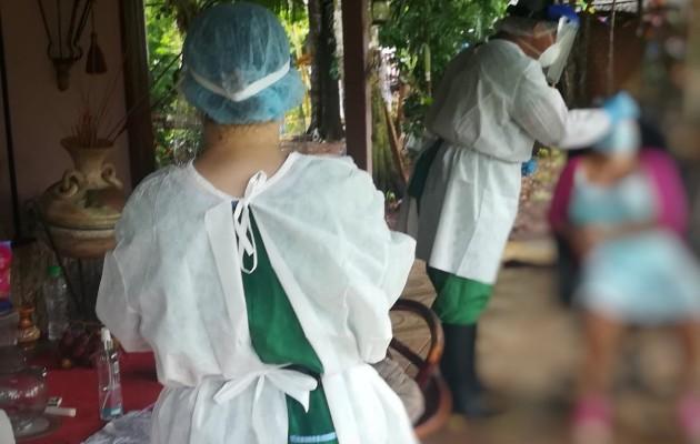 Masificación de pruebas COVID-19 y seguimiento a pacientes asintomáticos reduce tasa de positividad en Panamá