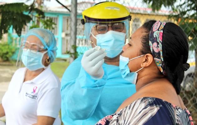 Panamá reportó 1,143 casos nuevos de COVID-19 y 19 fallecimientos este sábado
