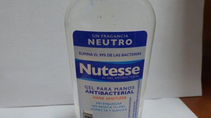 Minsa ordena retirar del mercado gel alcoholado Nutesse, por contener sustancia prohibida