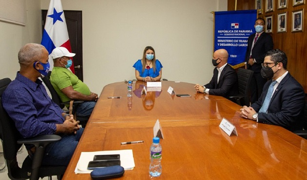 Panama Ports Company y sindicatos de los trabajadores firman convención colectiva