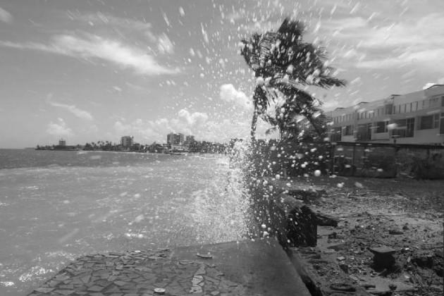 La erosión en las costas de Puerto Rico