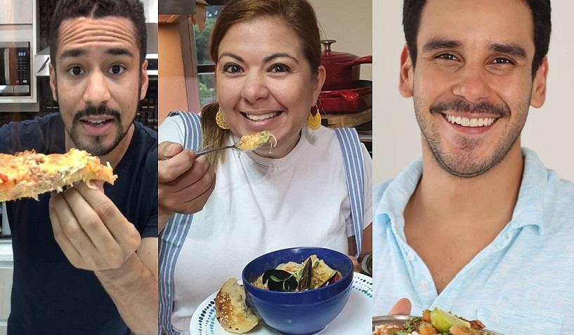 'Chefs' panameños en línea