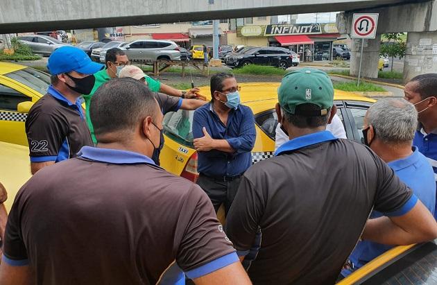 Vuelve la medida de pares y nones para los taxis en Panamá y Panamá Oeste
