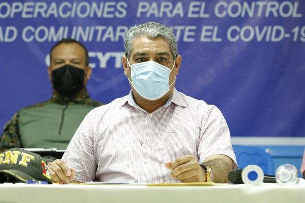 Promesa del ministro de Salud a la comunidad sobre la supuesta reunión en La Fragata