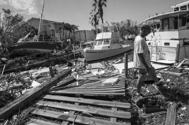 Huracanes, terremotos y pandemia en Puerto Rico