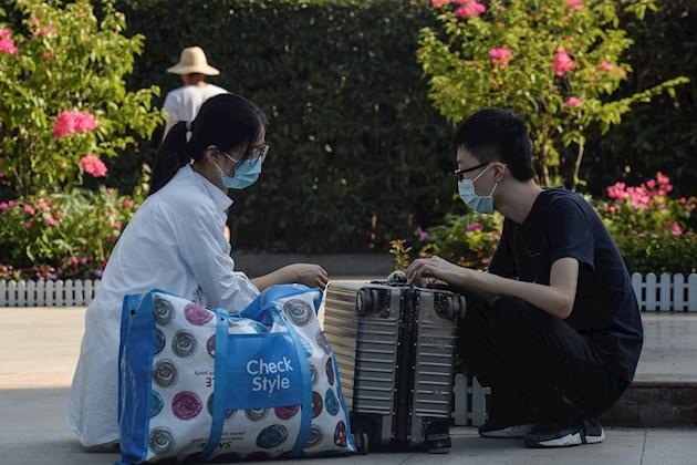 Wuhan se desahoga tras meses de