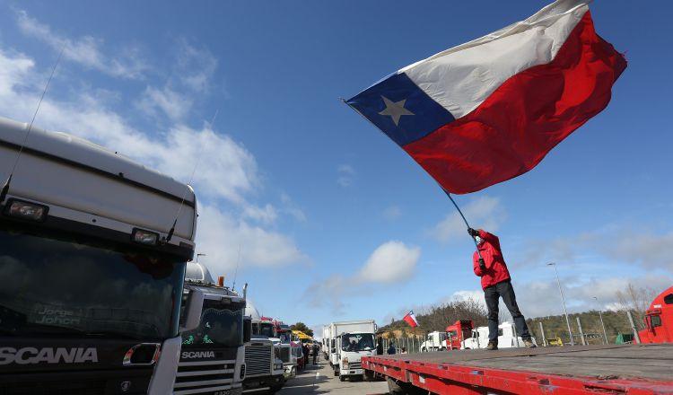La economía chilena se hunde un 10.7% en julio