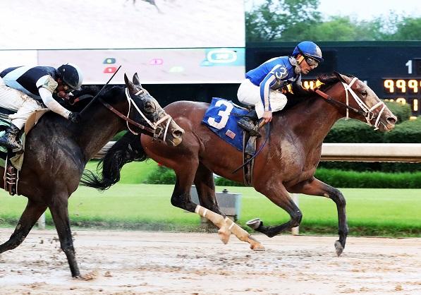 Panameños Santana y Sáez van al Derby de Kentucky