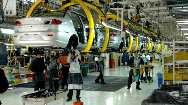 Producción industrial en Brasil crece 8% en julio y sigue en recuperación