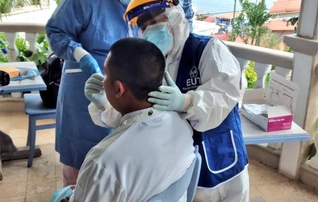 Panamá sumó este viernes 682 nuevos casos de la COVID-19 con un porcentaje de positividad de 13,4%