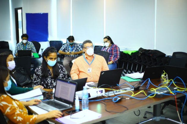 Realizan homologación virtual de la Licitación para rehabilitación de colectoras del proyecto de saneamiento