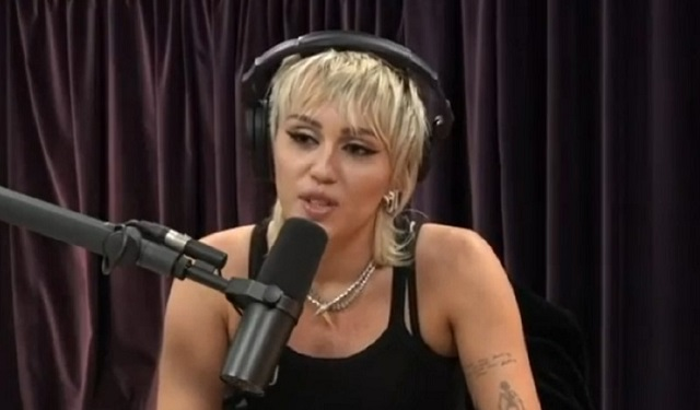 Miley Cyrus dijo que su divorcio 'fue un asco'