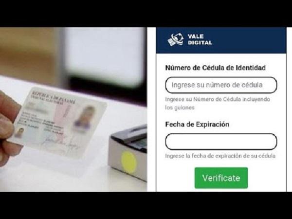 'Nito' Cortizo: Nuevo pago del vale digital será desde mañana 7 de septiembre