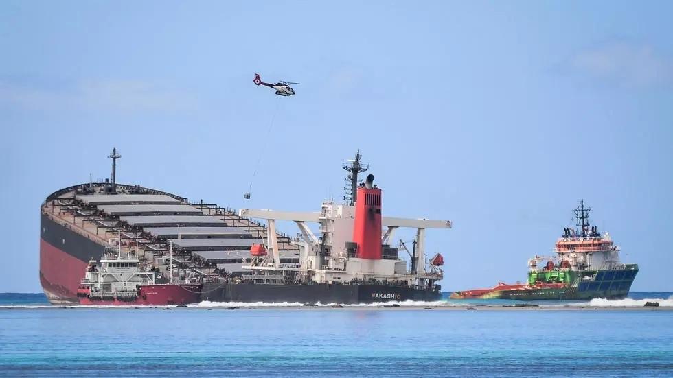 Delegación panameña asiste en investigaciones sobre el accidente de la embarcación Wakashio