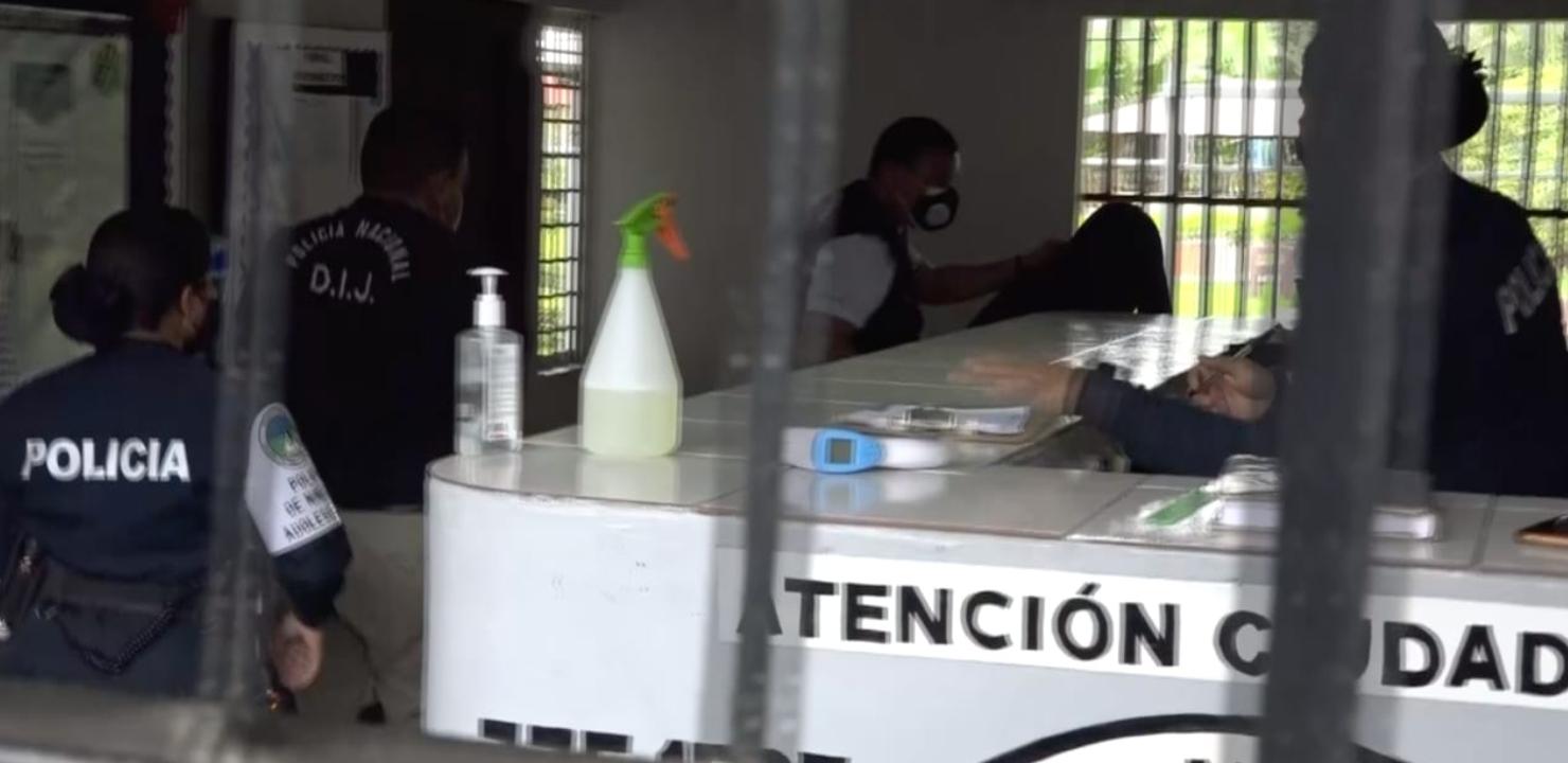 Llega el 'Segundo Mesías' a Chiriquí para ser presentado ante un juez