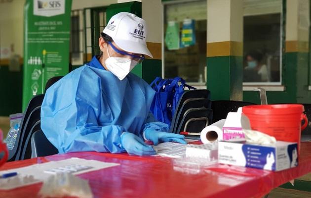 Panamá rebasa la barrera de los 100 mil casos acumulados de coronavirus