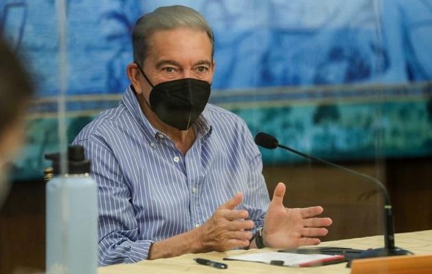 Laurentino Cortizo está dispuesto a aprobar cambio en el nombre de las esclusas