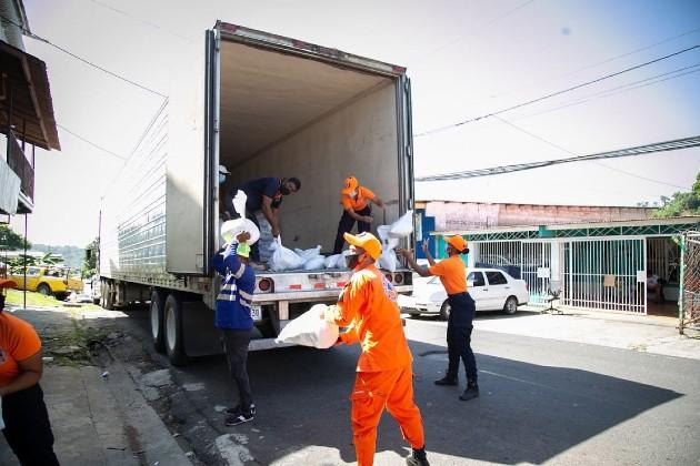 Más de un millón 600 mil panameños se han beneficiado con el programa Panamá Solidario