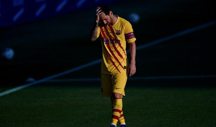 Leo Messi mantendrá la cinta de capitán del Barcelona