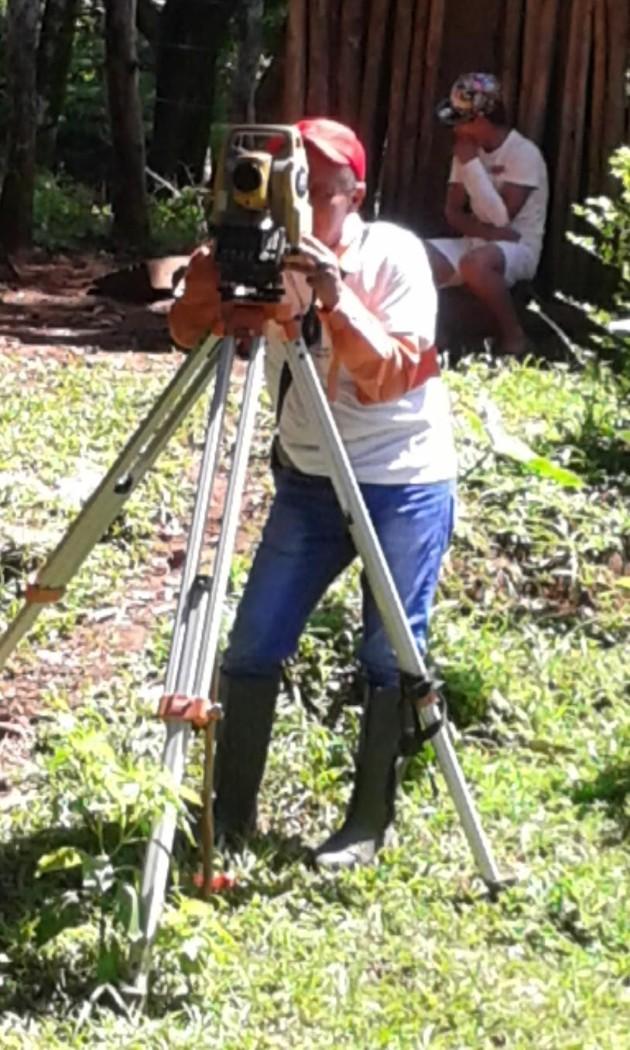 Medición de tierras en asentamientos informales de Changuinola serán retomados en el mes de octubre
