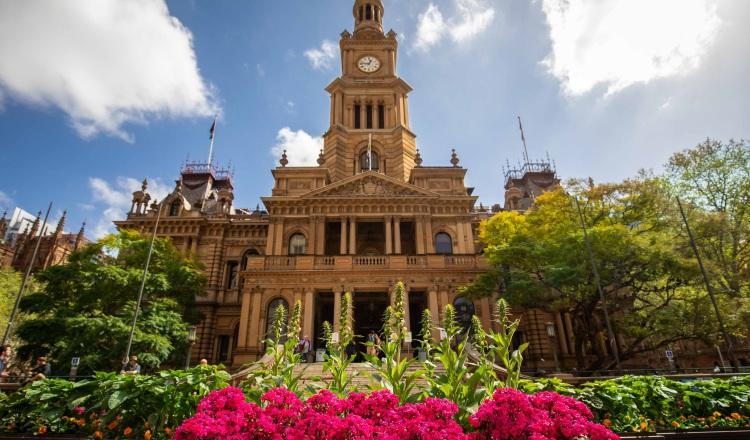 Sídney, capital mundial de la energía verde