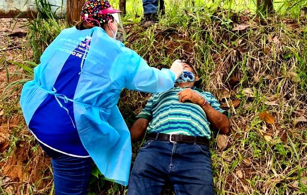 Panamá suma 711 casos nuevos de la COVID-19, Arraiján y Las Tablas reportaron más de 50 casos