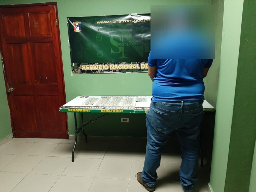 Juez de garantías lo manda preso por el tráfico ilegal de 16 migrantes haitianos por la frontera de Paso Canoas