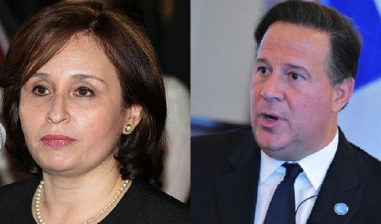 Piden al procurador Eduardo Ulloa crear una fiscalía especial para investigar las denuncias contra Kenia Porcell y Juan Carlos Varela