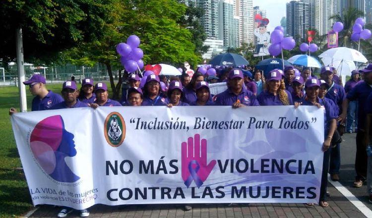 Organizaciones están en estado de alerta por el incremento de la violencia contra la mujer en tiempos de pandemia