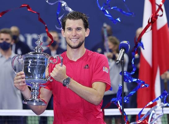 Dominic Thiem cumple su sueño y Osaka vuelve a demostrar categoría en el US Open