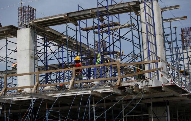 En Panamá, la construcción fue de las primeras actividades económicas en cerrar el pasado marzo.