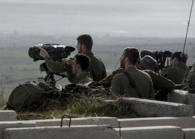 El sistema antimisiles de Israel Cúpula de Hierro interceptó uno de los proyectiles. Fotos: Archivo/Ilustrativa.