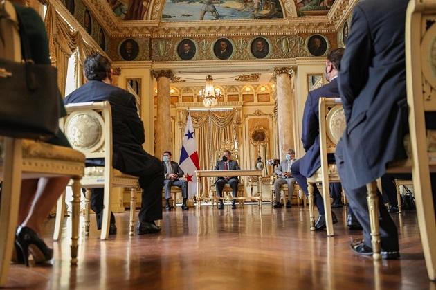 Laurentino Cortizo se ha visto obligado, por diversas razones, a cambiar a  cuatro gobernadores en un año de gobierno