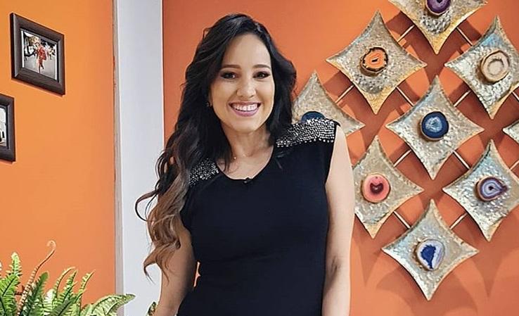Presentadora Nathy González aclara quién es la que está embarazada