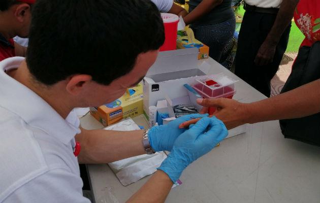 Reportan más de 35 casos de VIH en el primer semestre en Colón