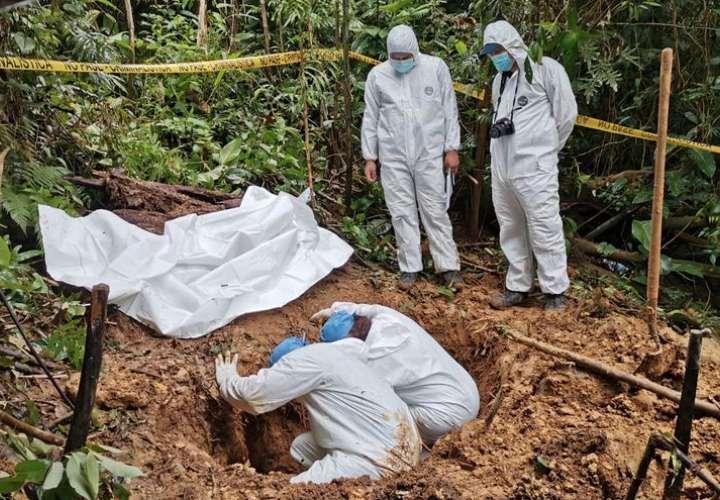 Ministerio Público presentará imputación de cargos contra vinculados a osamenta encontrada en la comarca Ngäbe-Buglé