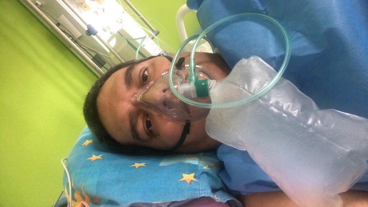 ¡TESTIMONIO! Atacado por el coronavirus, Jorge Espino soñó que su abuela lo rescató de la muerte