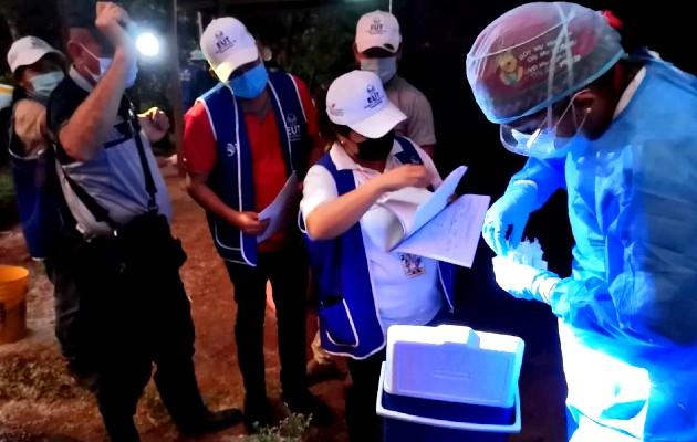 Panamá registra 602 casos nuevos de la COVID-19 mientras refuerza trazabilidad para reducir contagios