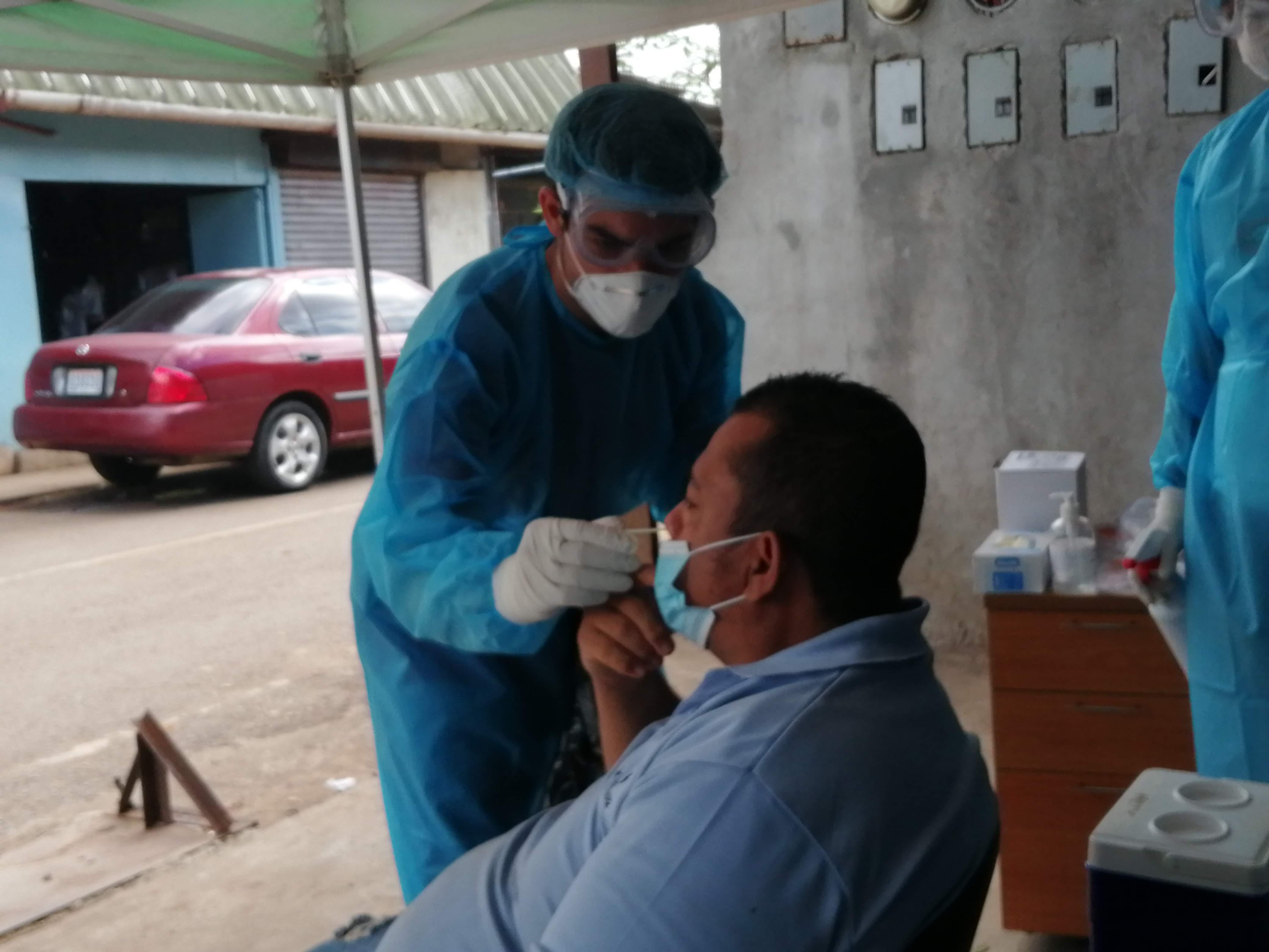 Minsa controla casos positivos de COVID-19 en el mercado de La Chorrera