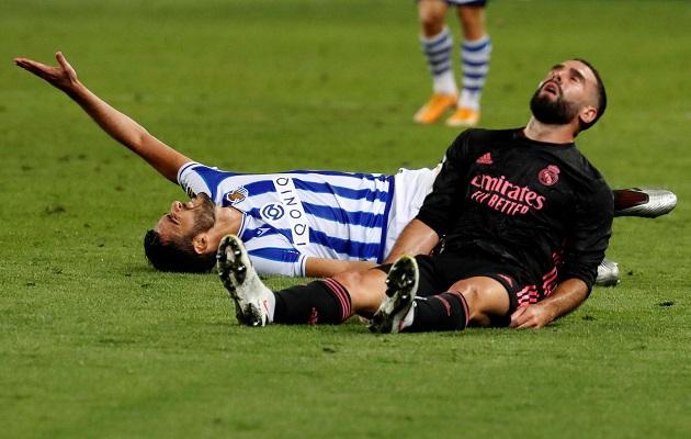 Real Madrid comenzó la defensa de su título con un empate ante la Real Sociedad