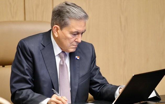 Laurentino Cortizo centra su discurso ante las sesiones de la Asamblea de las Naciones Unidas en las lecciones que debe dejar la crisis de la pandemia de COVID-19 a nivel mundial