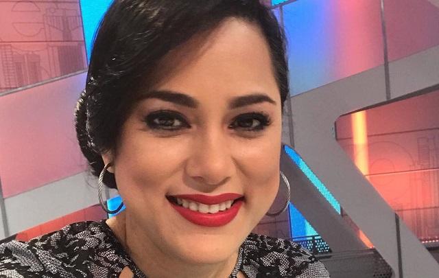 Se están haciendo pasar por la periodista Delia Muñoz por Whatsapp